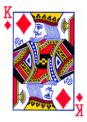 King-of-diamonds